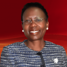 Minister of Health Jean Acheng